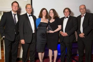Project wins Parthian and Library of Wales Award for Outstanding impact in Culture, the Arts and Sport