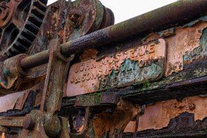 Restoration starts on Musgrave Engine House and Crane