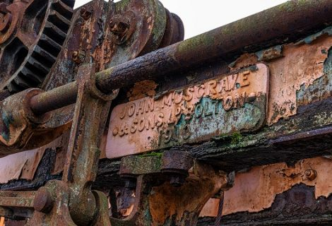 Restoration starts on Musgrave Engine House and Crane